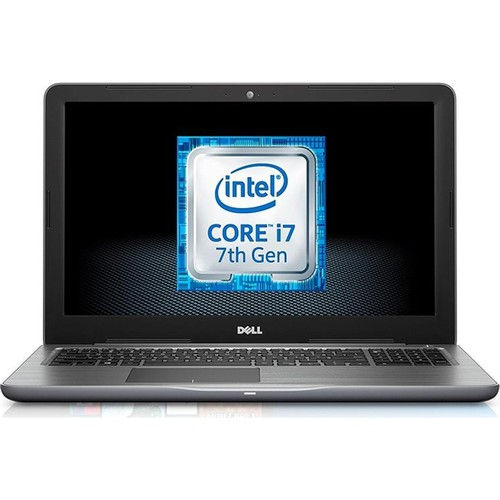 Dell 5567 Intel Core i7 7500U 8GB 256GB SSD R7 M445 Freedos 15.6